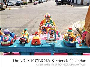 TOYNOTA and Friends Calendar