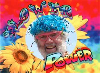 Flower Power Ranger